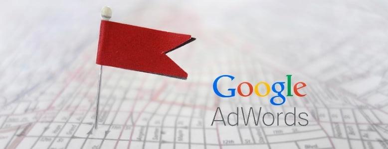 Réseau de recherche Google Adwords