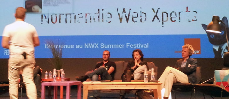 Conférence NWX Summer Festival 2015