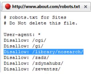 Fichier robots.txt pour lutter contre le duplicate content interneFichier robots.txt pour lutter contre le duplicate content interne