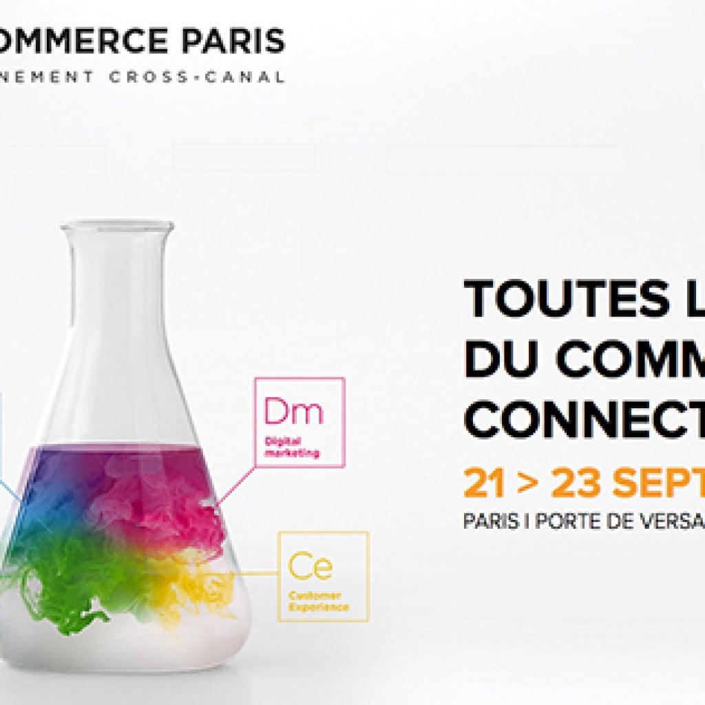 Salon e-commerce 2015 à Paris du 21 au 23 septembre 2015