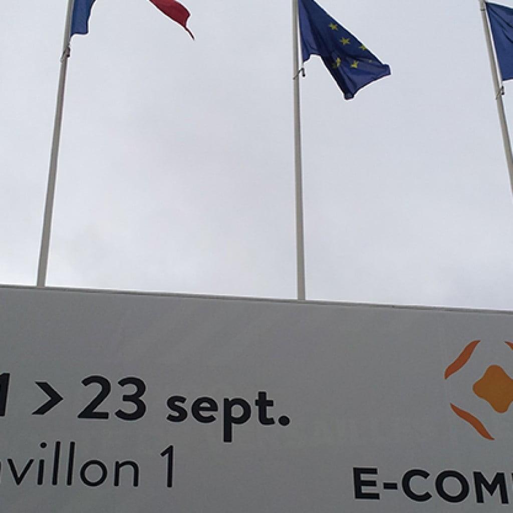 Salon E-commerce 2015 à Paris