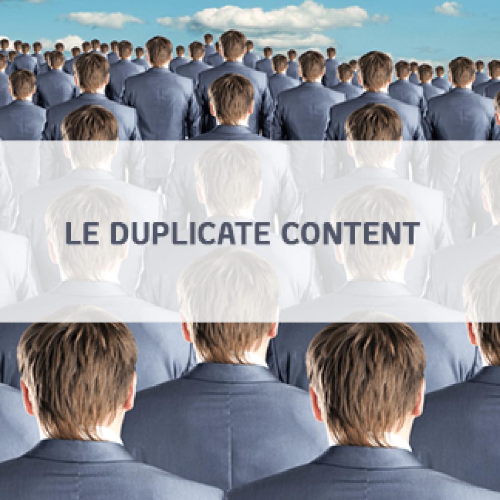 Eviter le contenu dupliqué sans impacter le référencement
