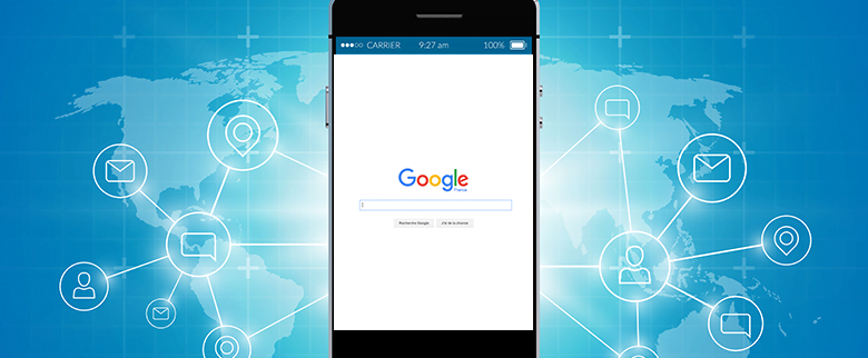 Requêtes Google mobile dépassant les requêtes desktop