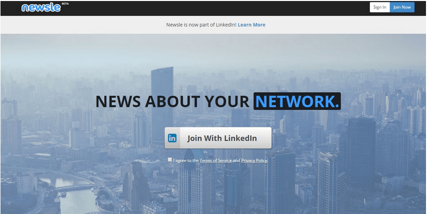 Outil de veille LinkedIn