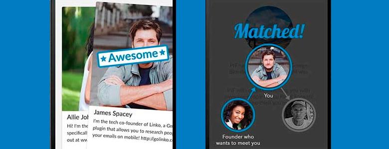 PIF, la nouvelle appli en mode Tinder pour les professionnels
