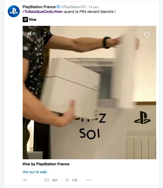 Les marques s'amusent sur Twitter
