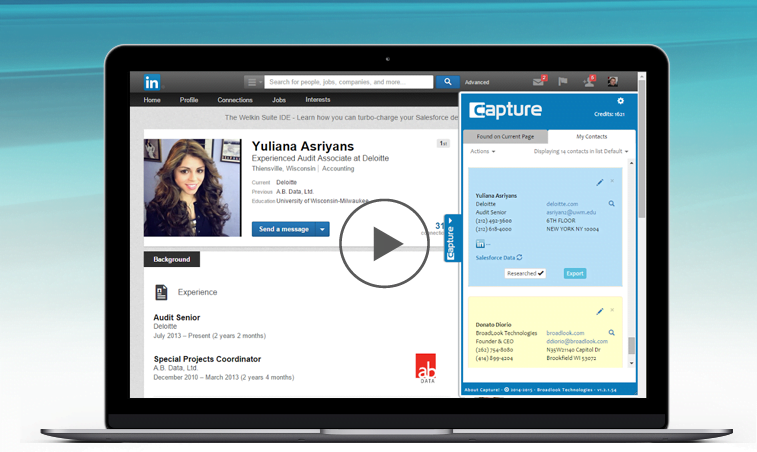 Solution en ligne pour obtenir des nouveaux contacts