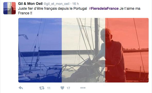 Hommage des Français aux victimes du 13 novembre
