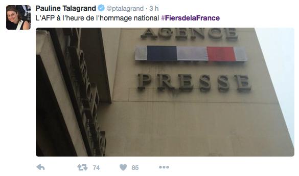 #FiersdelaFrance