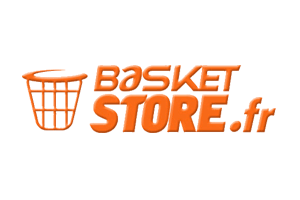Logo Basket Store : boutique en ligne de produits de basket-ball