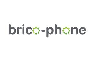 Logo Brico-Phone : le spécialiste de la réparation des smartphones et des tablettes