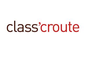 Logo Class'Croute : restauration sur place, vente à emporter et livraison en entreprise