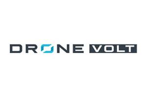 Logo Drone Volt : leader français du drone civil