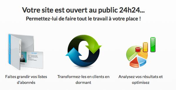 Logiciel d'emailing en français
