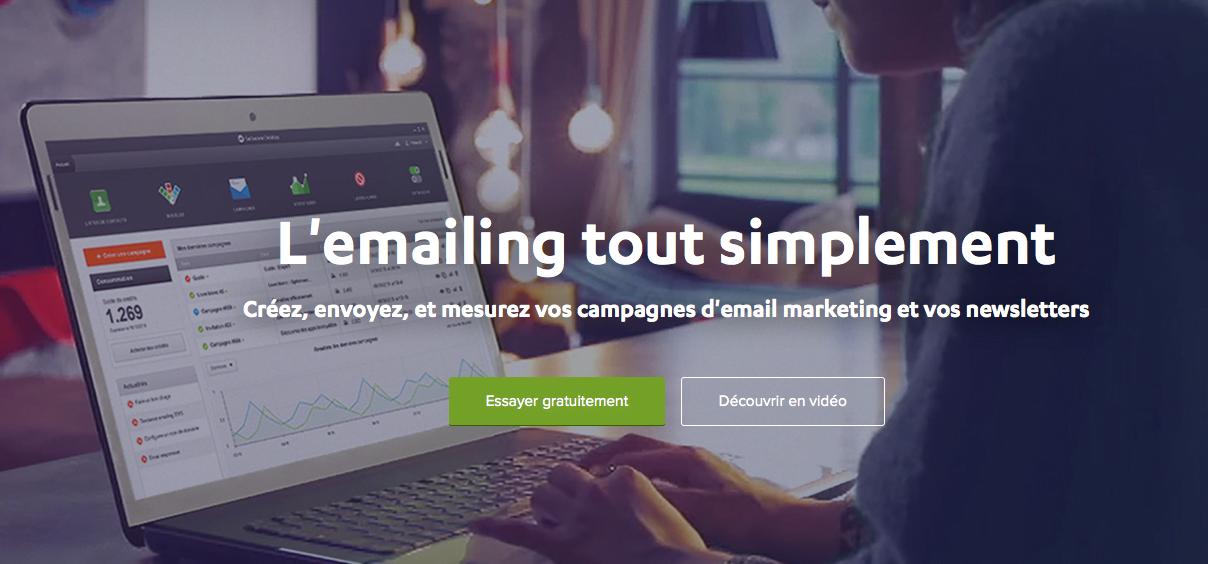Sarbacane : logiciel d'emailing