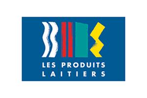 Logo Les Produits Laitiers : (Centre National Interprofessionnel de l'Economie Laitière)