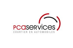 Logo PCA Services : leasing auto et location longue durée (LLD)
