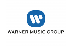 Logo Warner Music France : société d'édition et de production musicale