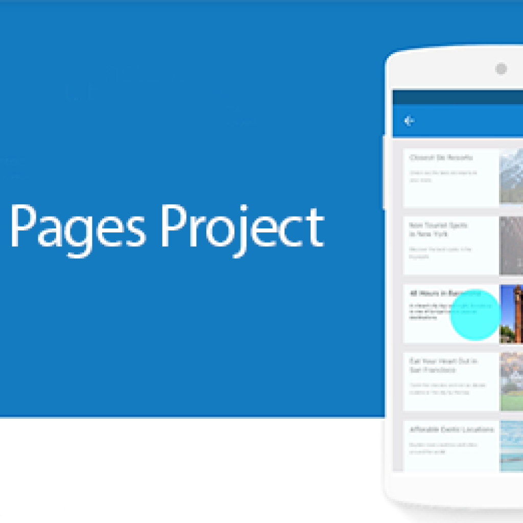 accelerated mobile pages ou AMP