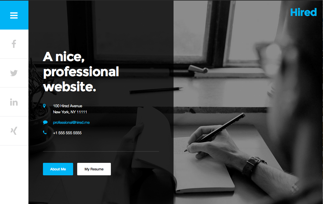 Thème gratuit WordPress à télécharger