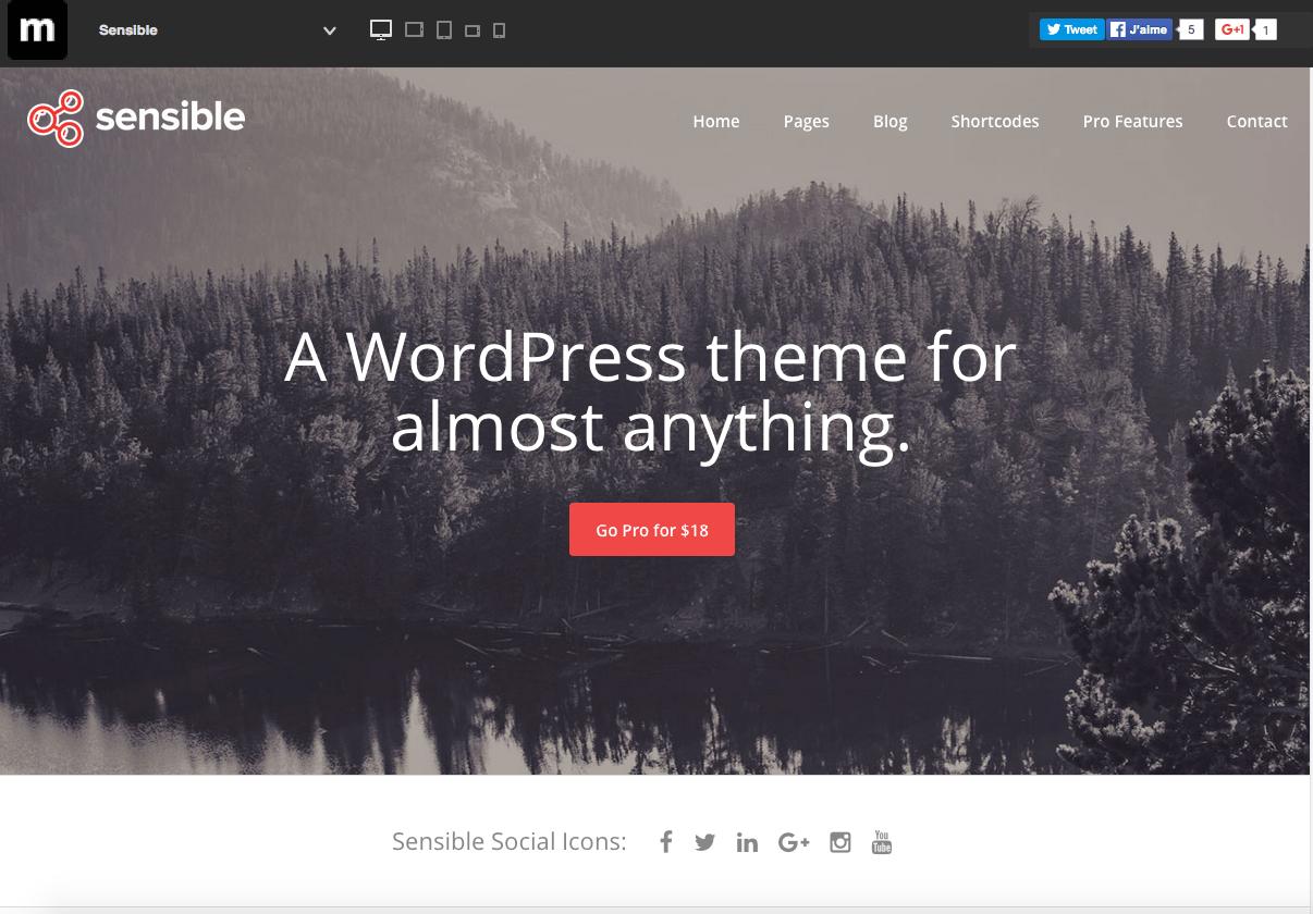 20 th u00e8mes wordpress gratuits pour personnaliser votre site web