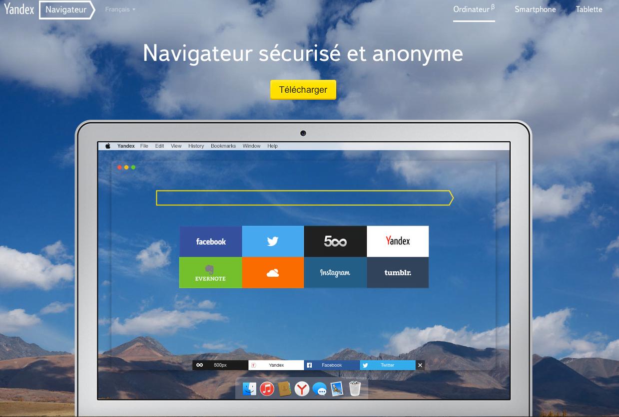 Yandex : le moteur de recherche russe