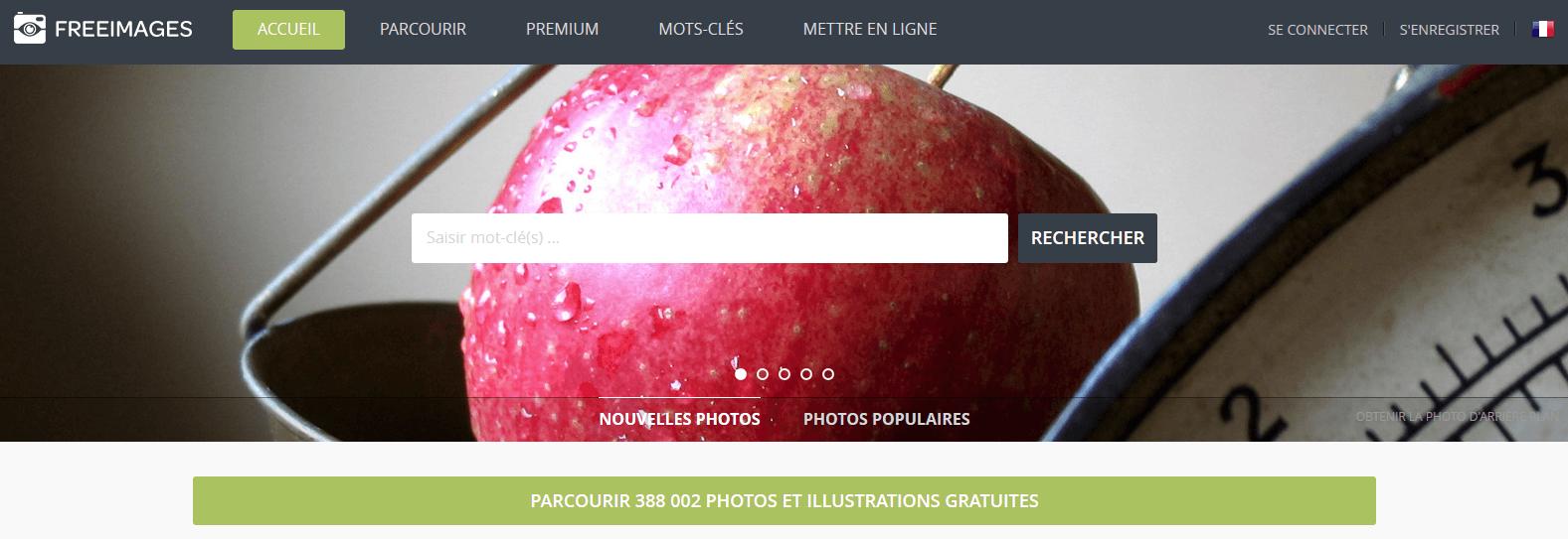 Freeimages banque d'images gratuites