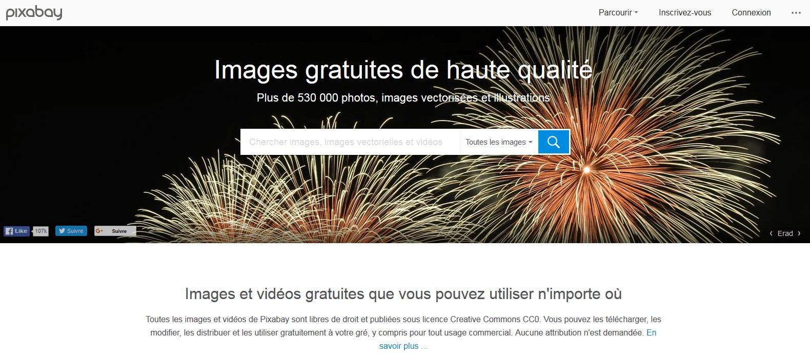 Pixabay banque d'images gratuites