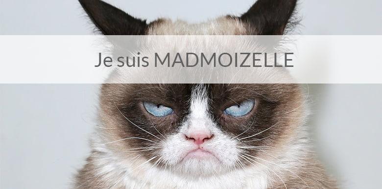 Bug Google sur le site Madmoizelle