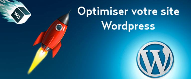 Comment Optimiser Wordpress