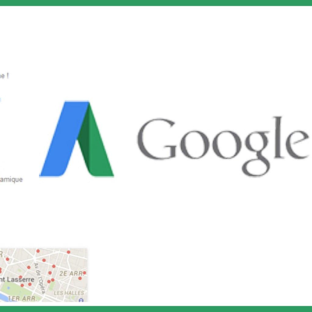 Suppression des annonces en sidebar par Google AdWords