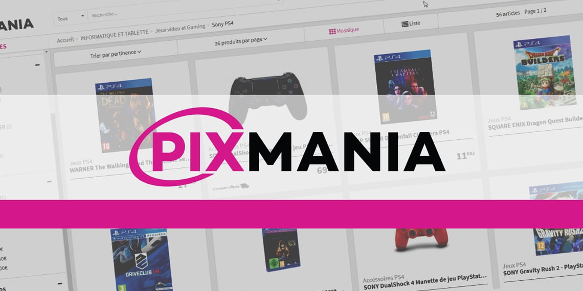 Acquisition de Pixmania par le site de vente privée Vente du diable