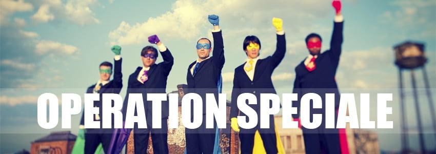 opération spéciale : une solution de fidélisation et d'engagement utilisateur efficace