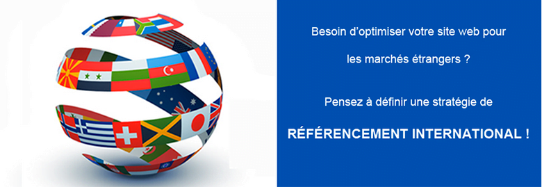 Référencement international