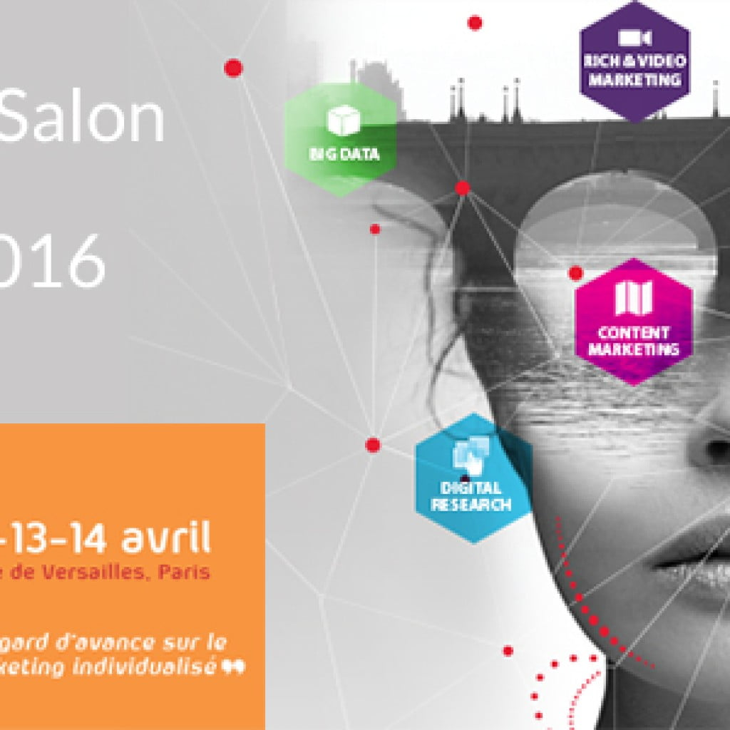 Salon E-marketing 2016 à Paris