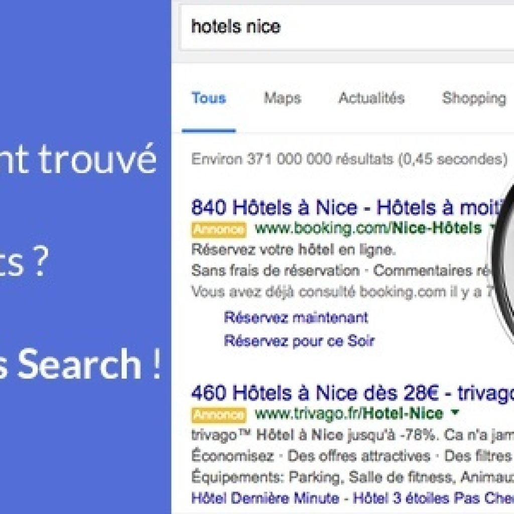 Campagnes Google Search