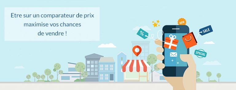 Comparateurs de prix sur Internet