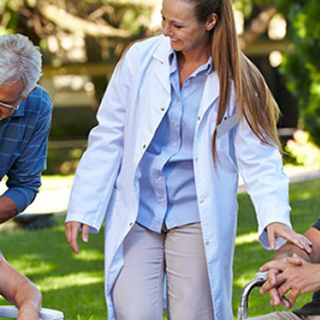 Communication digitale des maisons de retraite