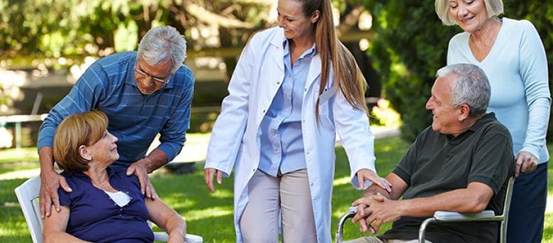 Comment rajeunir la communication des maisons de retraite for Accueil temporaire en maison de retraite
