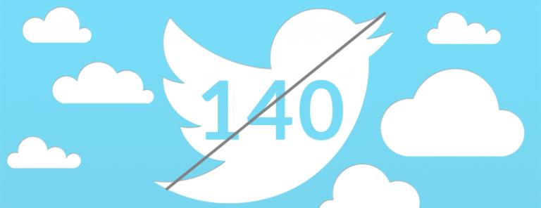 Twitter lève la limite de caractères en excluant photos et liens