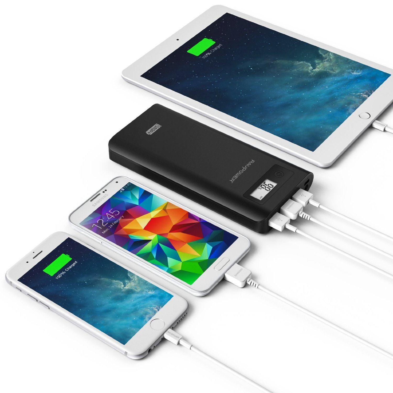 Chargement-cadeaux-connectés-batterie-externe-powerbanks