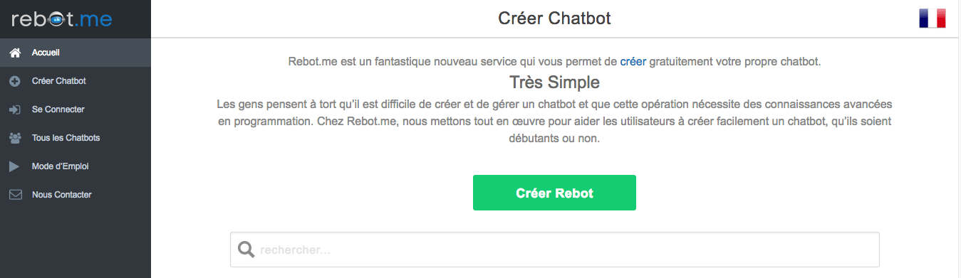 Interface-chatbot-rebot.me