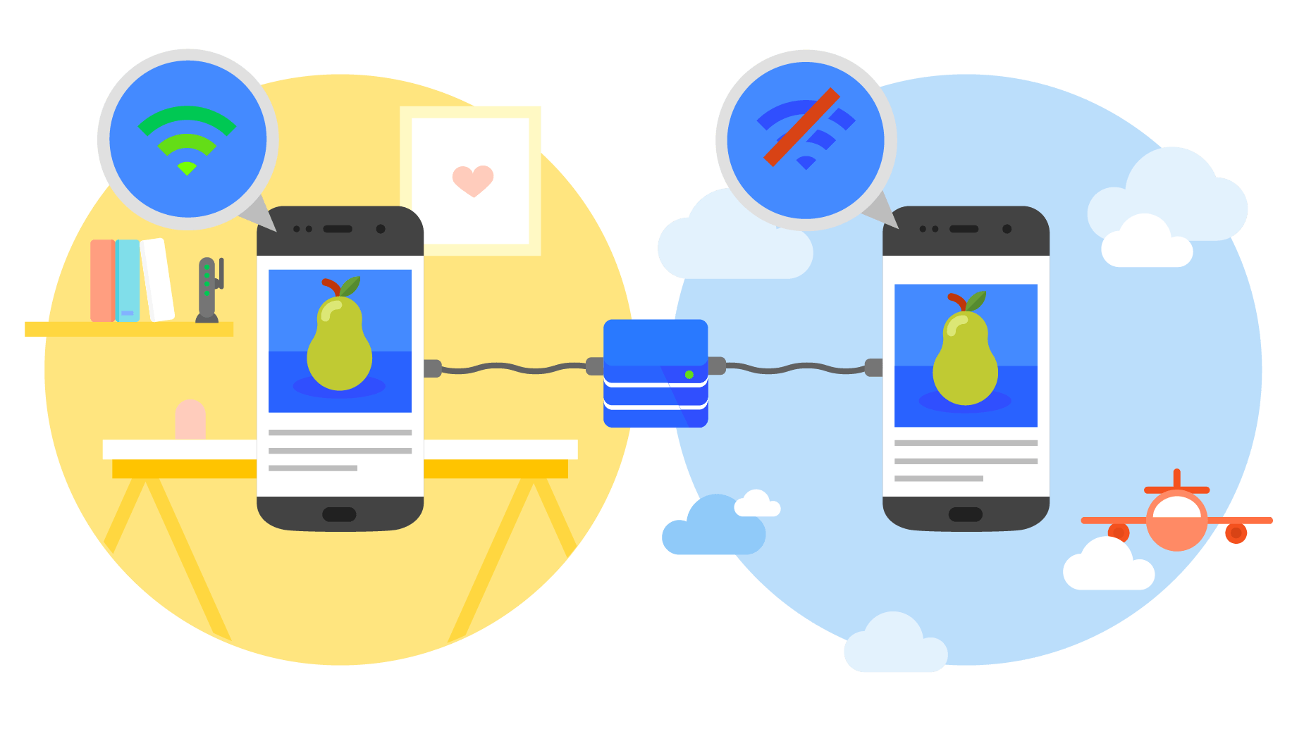 progressive web apps service workers
