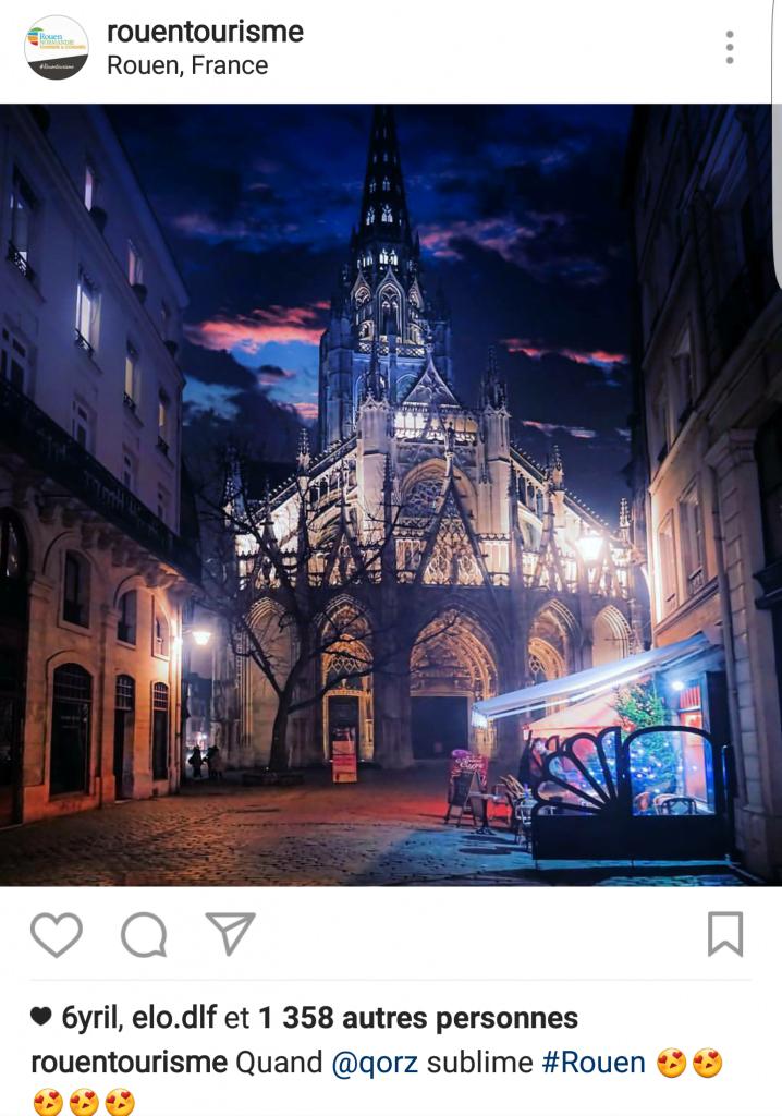 e-tourisme Rouen