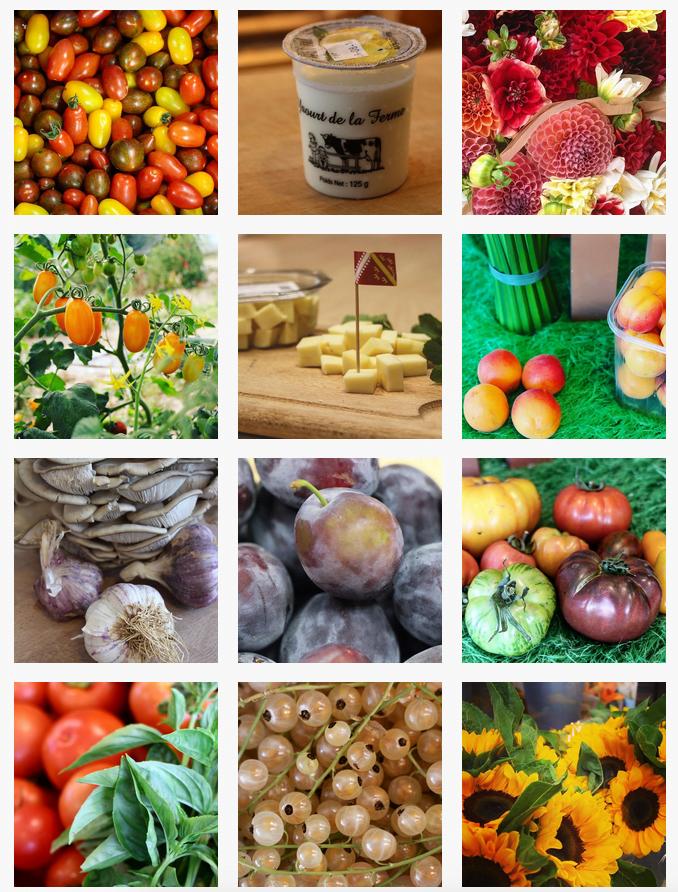 Agriculture connectée Instagram Hop'la