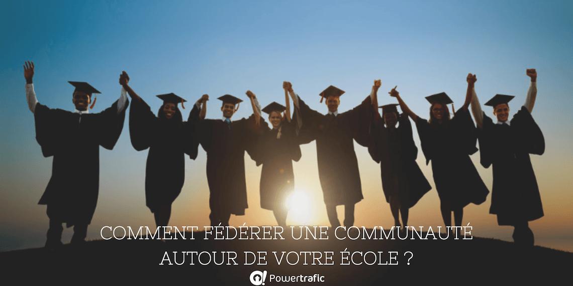 communauté réseaux sociaux alumni école
