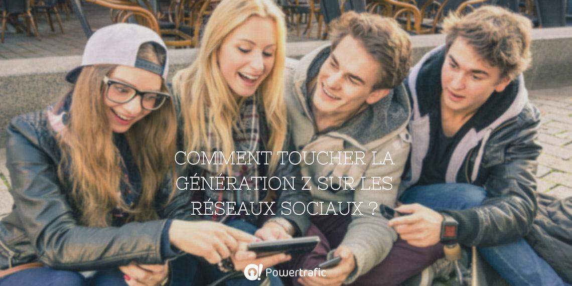 Comment toucher la génération Z sur les réseaux sociaux ?