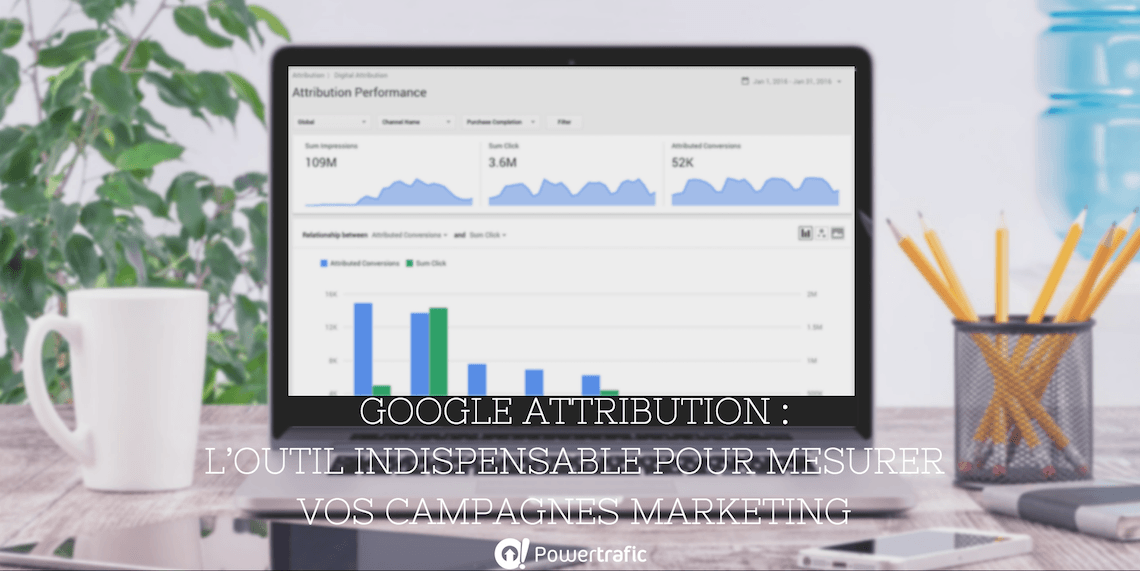 Google Attribution : l'outil indispensable pour mesurer vos campagnes marketing