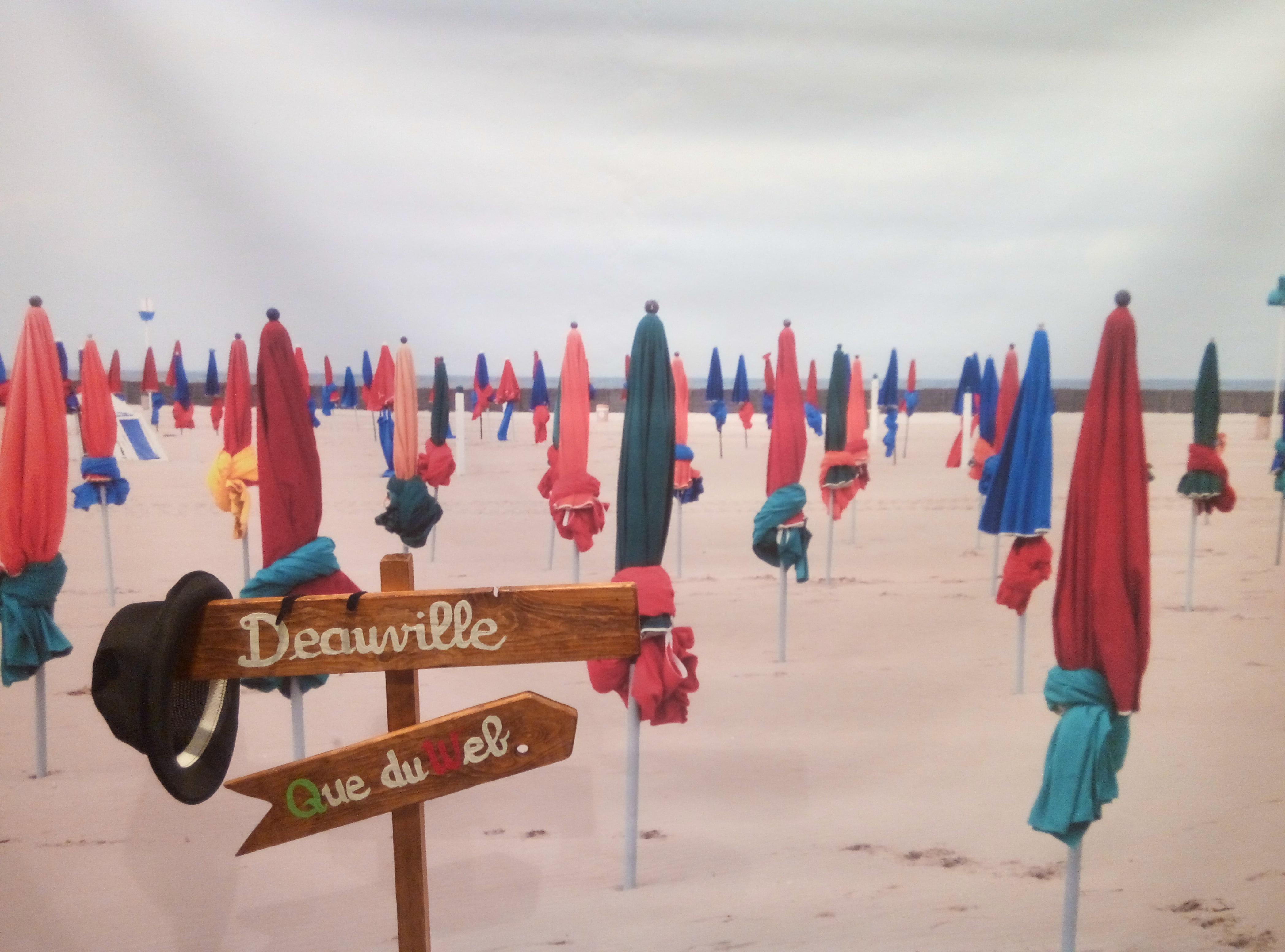 Salon Que du Web Deauville