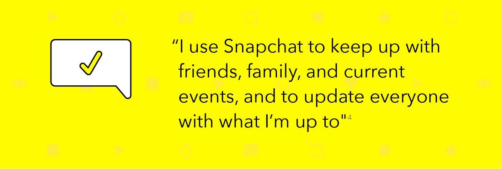 Stratégie Snapchat : qui sont les utilisateurs que vous souhaitez cibler ?